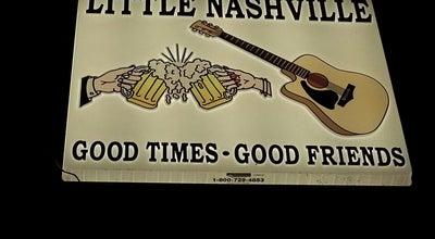 Photo of Bar Little Nashville Bar at 115 S Main St, Urbana, OH 43078, United States