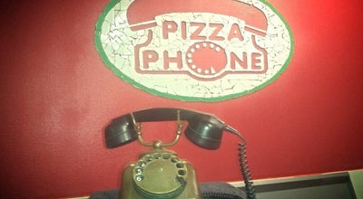 Photo of Pizza Place Pizza Phone at Septestraat 21, mortsel 2640, Belgium