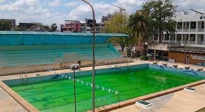 Photo of Pool สระว่ายน้ำเทศบาลนครหาดใหญ่ (Hat Yai Municipality's Swimming Pool) at 445 Phetkasem Rd., Hat Yai 90110, Thailand