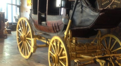 Photo of History Museum Wells Fargo History Museum at 100 W Washington St, Phoenix, AZ 85003, United States