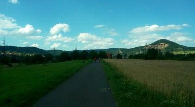 Photo of Trail Labská stezka at Pražská, 400 01 Ústí Nad Labem, Česká Republika, Ústí nad Labem 40001, Czech Republic