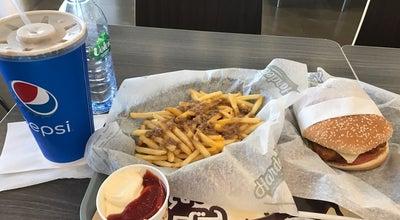 Photo of Burger Joint Hardee's Dhajeej at Kuwait