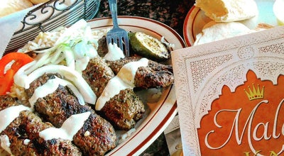 Photo of Middle Eastern Restaurant Malek al Kabob at 22371 Goddard Rd, Taylor, MI 48180, United States