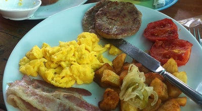 Photo of Breakfast Spot Sausage King Garden at Sansai, Chiangmai, Thailand