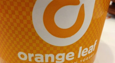 Photo of Dessert Shop Orange Leaf at 5707 Maccorkle Ave Se, Charleston, WV 25304, United States