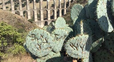 Photo of Monument / Landmark acueducto de xalpa at Mexico