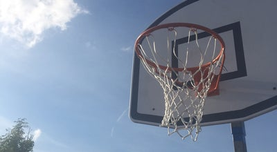 Photo of Basketball Court B-ball court 't pleintje at Parklaan, Eeklo, Belgium