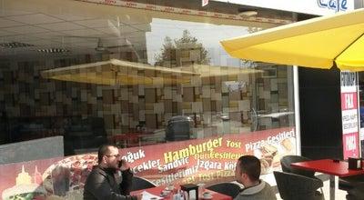 Photo of Burger Joint Perla Fast Food & Cafe at Mimarsinan Mah., Koceli 41740, Turkey