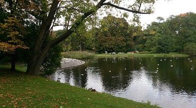 Photo of Park Park Ujazdowski at Al. Ujazdowskie, Warszawa, Poland