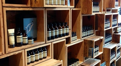 Photo of Cosmetics Shop Aēsop at 2450 Fillmore St, San Francisco, CA 94115, United States