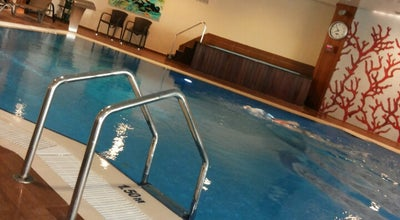 Photo of Pool Mövenpick Hotel Izmir Spa&Pool at IZMIR, Turkey