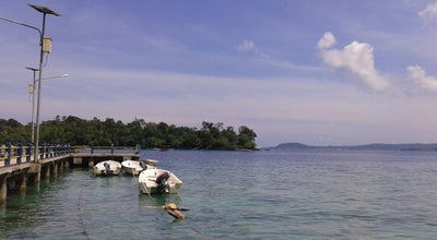 Photo of Beach Iboih Beach at Teupin Layeu, Sabang, Indonesia