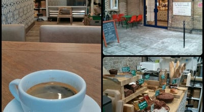Photo of Coffee Shop The Fields Beneath at 52a Prince Of Wales Rd, Kentish Town NW5 3NL, United Kingdom