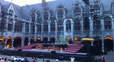 Photo of Monument / Landmark Palais des Princes Évêques at Place Notger, Liège 4000, Belgium