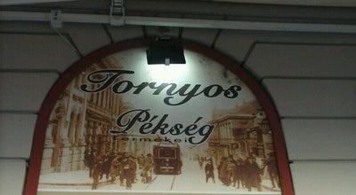 Photo of Bakery Tornyos Pékség at Széchenyi Tér 18., Pécs 7621, Hungary
