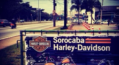 Photo of Motorcycle Shop Harley Davidson at Av. Dom Aguirre, 2121, Sorocaba 18085-240, Brazil