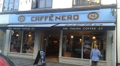 Photo of Coffee Shop Caffè Nero at 3-4 High St, Hitchin SG5 1BH, United Kingdom