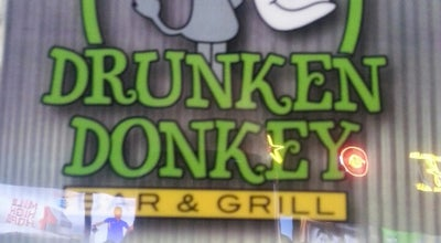 Photo of Bar Drunken Donkey Bar and Grill at 301 W Round Grove Rd #109, Lewisville, TX 75067, United States