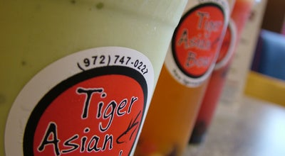 Photo of Asian Restaurant Tiger Asian Bowl at 508 W Mcdermott Dr #110, Allen, TX 75013, United States