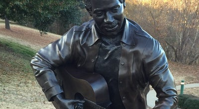 Photo of Historic Site Otis Redding Statue at Mlk,jr Blvd, Macon, GA 31201, United States
