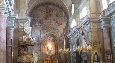 Photo of Church Biserica Romano-Catolica at Piata Mare, Romania