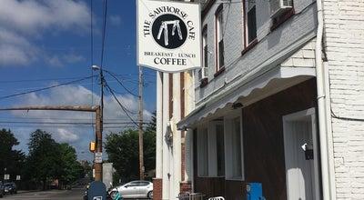 Photo of Cafe The Sawhorse Cafe at 303 Washington Blvd, Williamsport, PA 17701, United States