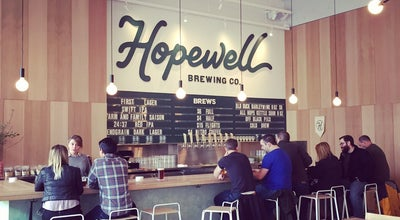 Photo of Brewery Hopewell Brewing Company at 2760 N Milwaukee Ave, Chicago, IL 60647, United States