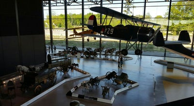 Photo of Museum Nationaal Militair Museum at Verlengde Paltzerweg 1, Soest 3768 MX, Netherlands