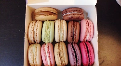 Photo of French Restaurant Laduree New York Soho at 396 West Broadway, New York, NY 10012, United States