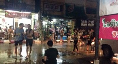 Photo of Water Park สันโค้ง ถนนคนเล่นน้ำ at Thailand