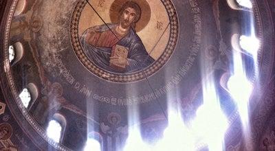 Photo of Church Ιερος Ναος Μεταμορφωσης Του Σωτηρος at Ηρώων Πολυτεχνιου, Λάρισα, Greece