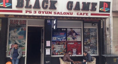 Photo of Arcade Black Game at Çiftlik Caddesi Üstü, Samsun, Turkey