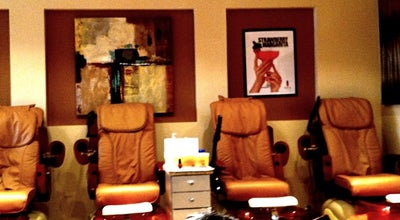 Photo of Nail Salon Nail Trix at 3741 Boston St, Baltimore, MD 21224, United States