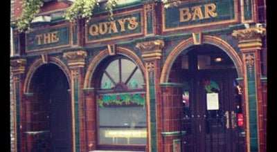 Photo of Restaurant The Quays at 10-12 Temple Bar Sq, Dublin 2, Ireland