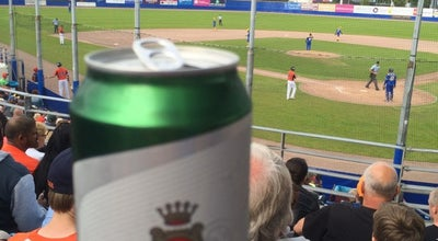 Photo of Baseball Field Kinheim at Jaap Edenlaan 1, Haarlem 2024 BW, Netherlands