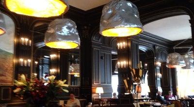 Photo of French Restaurant L'Institution at 24 Rue De La République, Lyon 69002, France