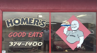 Photo of Diner Homer's Good Eats at 2001 E Roosevelt Rd, Little Rock, AR 72206, United States