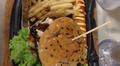 Photo of Burger Joint Burger Bakar Warisan at Batu 1, Telok Panglima Garang 42500, Malaysia