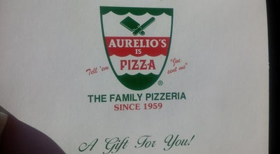 Photo of Pizza Place Aurelio's Pizza - Las Vegas North at 445 W Craig Rd, Las Vegas, NV 89032, United States
