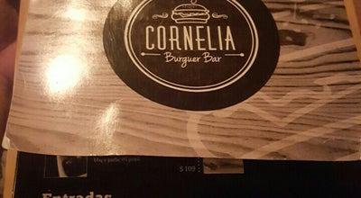 Photo of Burger Joint Cornelia Burguer Bar at Celaya, Mexico