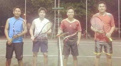 Photo of Tennis Court Lapangan Tenis KONI at Gelanggang Olahraga Koni Sulut, Manado, Indonesia