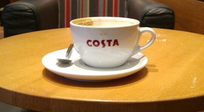 Photo of Coffee Shop Costa Coffee at New Brighton CH45 2PB, United Kingdom