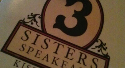 Photo of Bar 3 Sisters Speakeasy at 226 Broadway, Kissimmee, FL 34741, United States