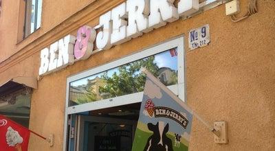 Photo of Ice Cream Shop Ben & Jerry's Kalmar at Storgatan 9, Kalmar, Sweden