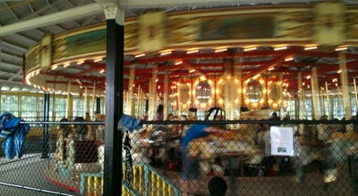 Photo of Theme Park Recreation Park Carousel at 99 Beethoven St, Binghamton, NY 13905, United States