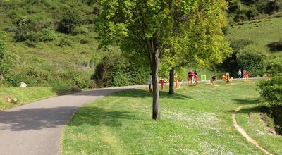 Photo of Trail Pista Finlandesa at Villamejil, Monte Naranco, Oviedo 33011, Spain