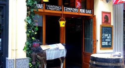 Photo of Wine Bar Bodega Pàdua at C. Pàdua, 92, Barcelona 08006, Spain