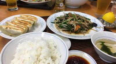 Photo of Chinese Restaurant ぎょうざの満洲 飯能駅前店 at 仲町10-1, 飯能市 357-0038, Japan