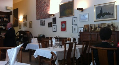 Photo of Italian Restaurant L'antica osteria milanese at Via Camperio 12, Milan, Italy