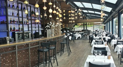 Photo of French Restaurant Ô Restaurant at 47 Quai Michelet, Levallois-Perret 92300, France
